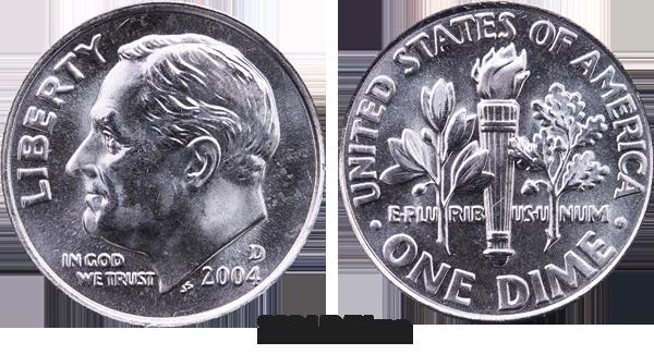 2004 Dime