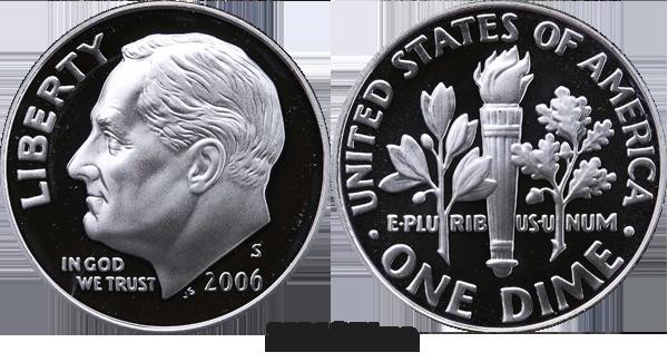 2006 Dime